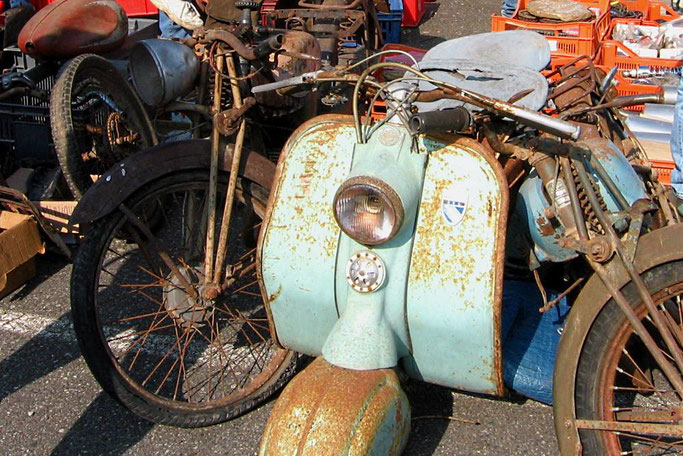 Bourse d'échange moto dans le Loiret (45)