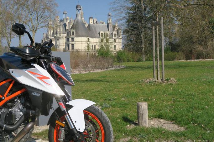 La balade des chateaux de la Loire, Chambord