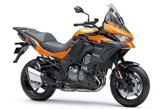 Kawasaki 1000 Versys