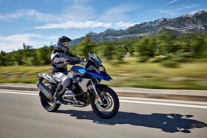 BMW 1200 GS, moto la plus vendue en France