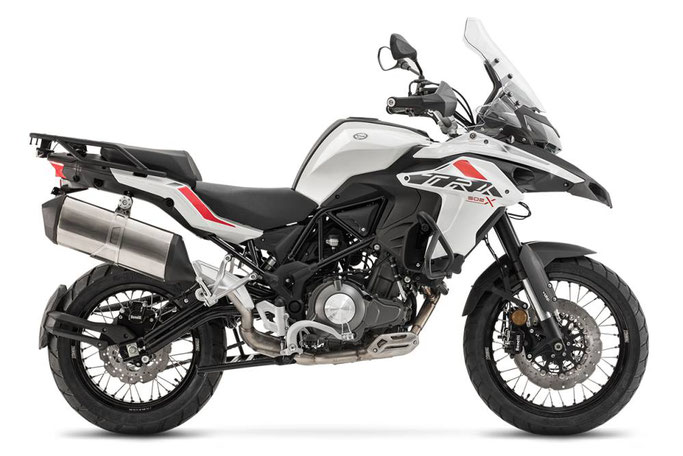 Benelli TRK 502 X, accessible permis A2