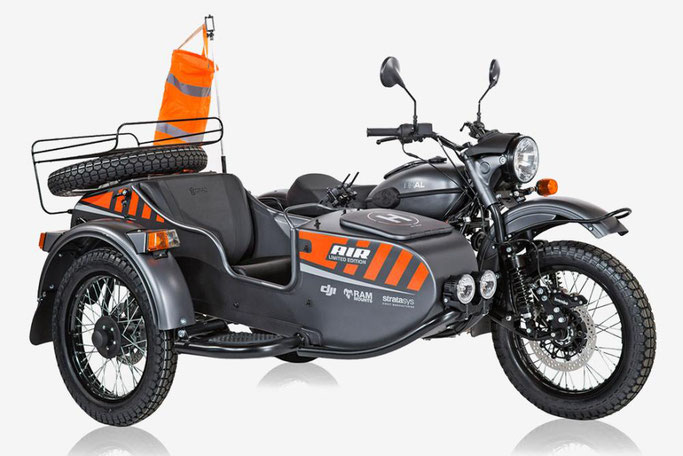 Ural Air limited edition, permis A2