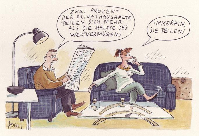 Der 2. Cartoon. Danke an HOGLI für das kostenfreie Nutzungsrecht!