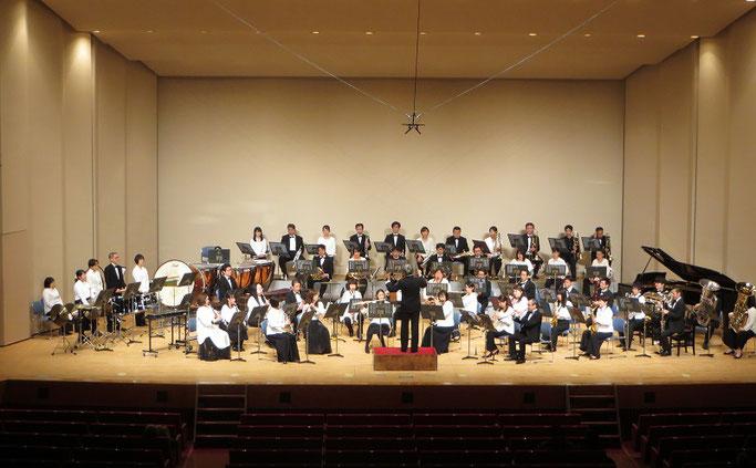 ひたちなか市文化協会,ひたちなか市民吹奏楽団,吹奏楽,ひたちなか市,演奏会,音楽