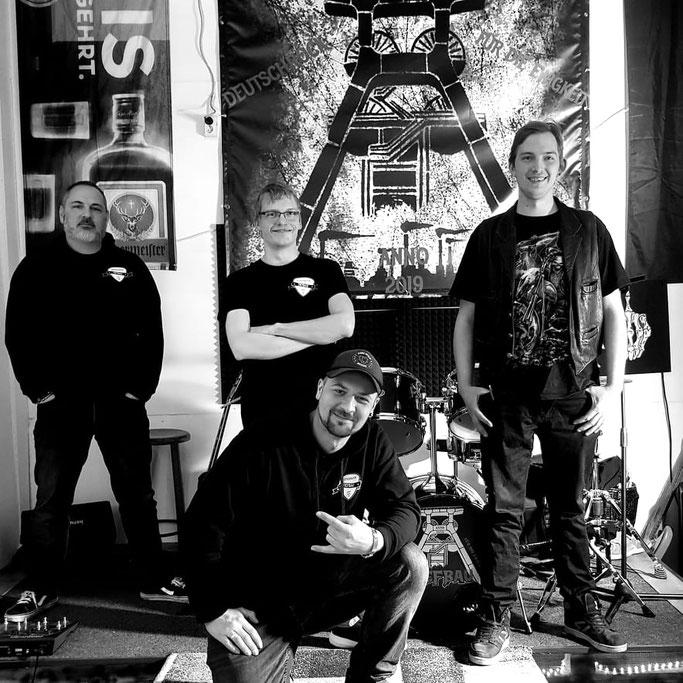 Tiefbau bei AP-Radio 110% Deutschrock