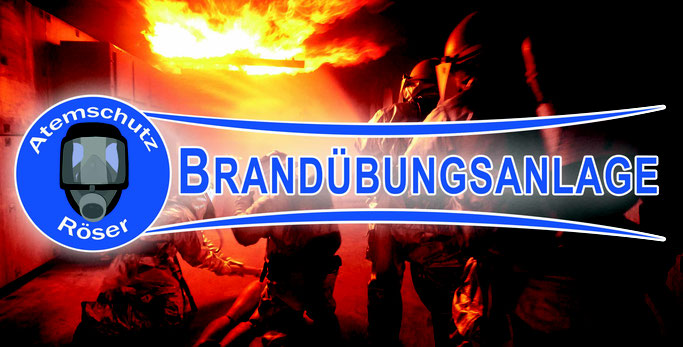 Brandübungsanlage Brandcontainer