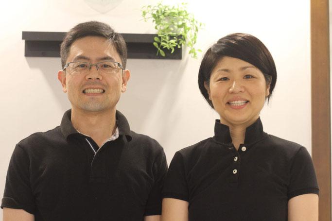 日本人夫婦が営む安心の治療院