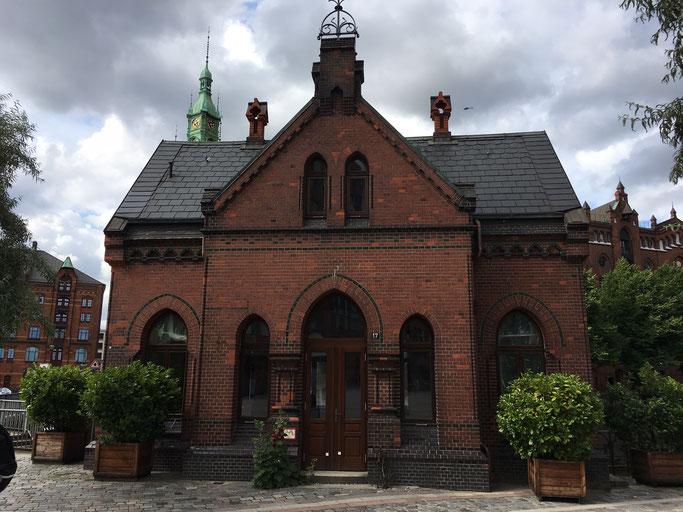 Fleetschlösschen Speicherstadt Hamburg Führung