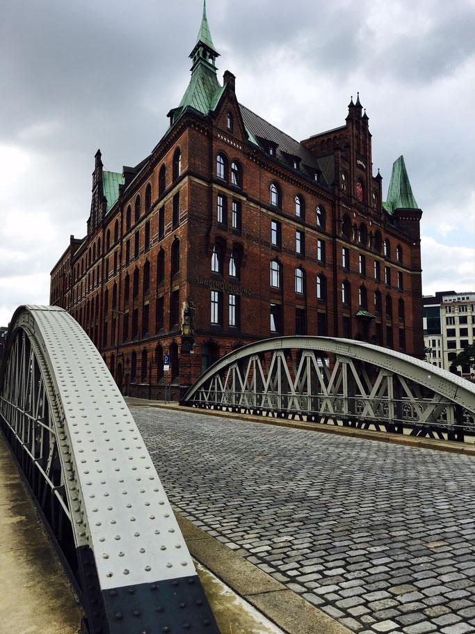 Speicherstadt Brücke Hamburgtour