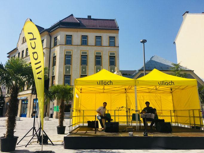 Foto: Villacher Musikverein