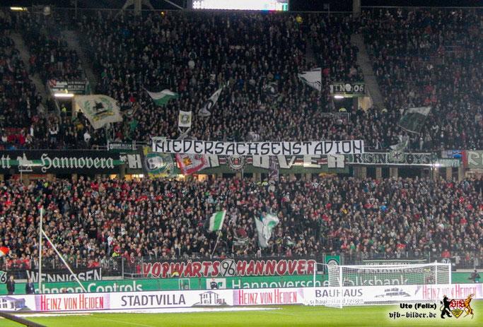 """Das """"Niedersachsenstadion"""" ist am Wochenende ausverkauft. (Foto: vfb-bilder.de / mit freundlicher Genehmigung)"""