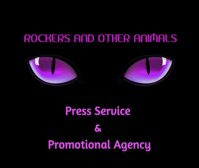 Rockers And Other Animals, Press Service, Promotional Agency, Press Releases, Valeria Campagnale, Press Kit, Ernesto Cherici,  Sitcherici Studio.
