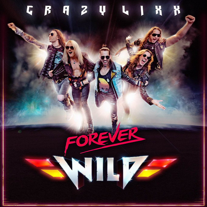 Crazy Lixx, new video, Break Out, new song, Rockers And Other Animals, Rock News, Rock Magazine, Rock Webzine, Forever Wild, frontiers