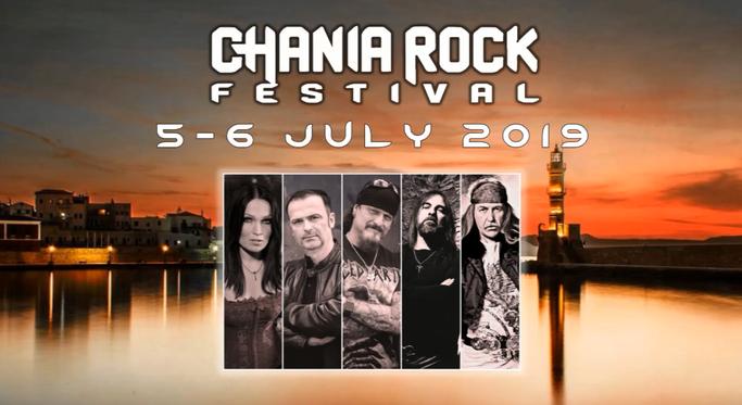 Chania Rock Festival 2019, Trailer, ROCK HARD GREECE, Rockers And Other Animals, Rock News, Rock Magazine, Rock Webzine, rock news, sleaze rock, glam rock, hair metal, Demons &amp, Jon Schaffer, Iced Earth, Hansi Kursch, Blind Guardian, Wizards, Tarja, Ro