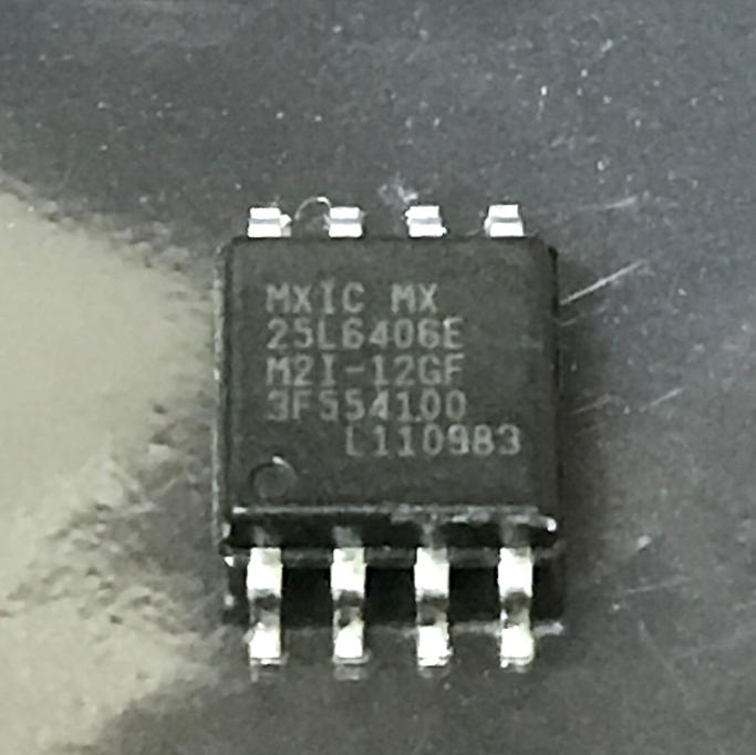 EFI Chip : MXIC MX25L6405E