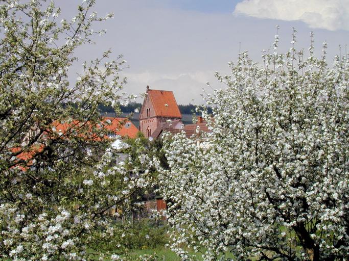 Eine Ansicht von Dorfprozelten