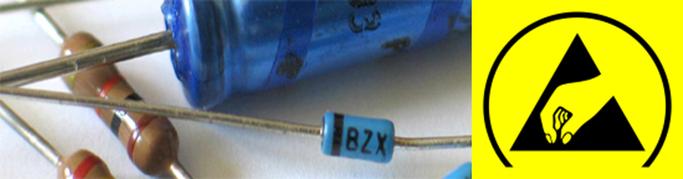Reduzierung Elektrostatik