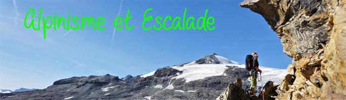 Guide de haute montagne maurienne aussois alpinisme topos Matthieu BRIGNON