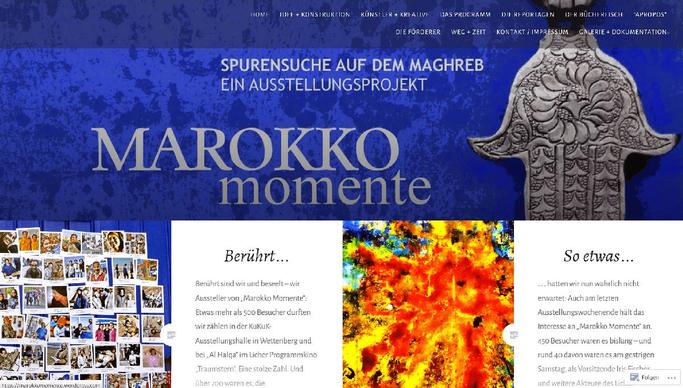 Website marokkomomente.com