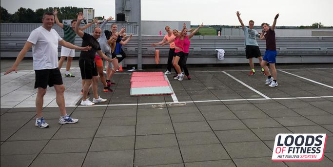 Buiten Bootcamp lessen in Bunschoten bij Loods of Fitness Bunschoten Spakenburg