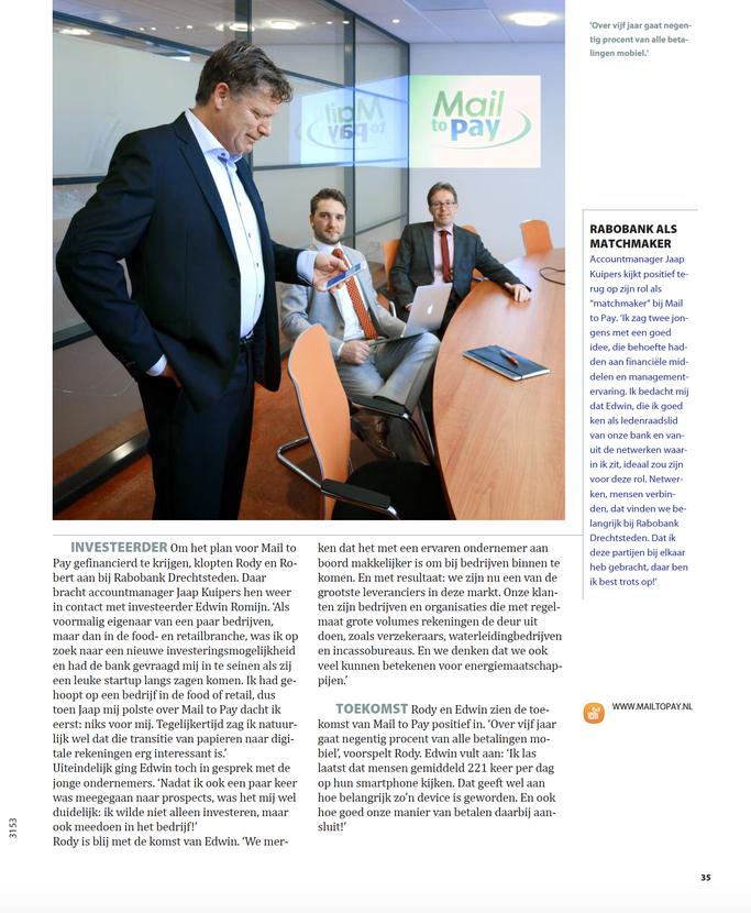 klantinterview businesscase tekstschrijver Schiedam