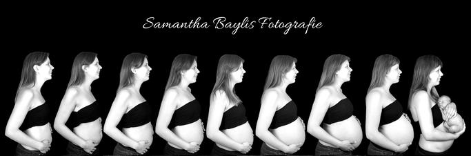 Samantha Baylis Fotografie Schwangerschaft Shooting Babybauch Projekt 9 Monate