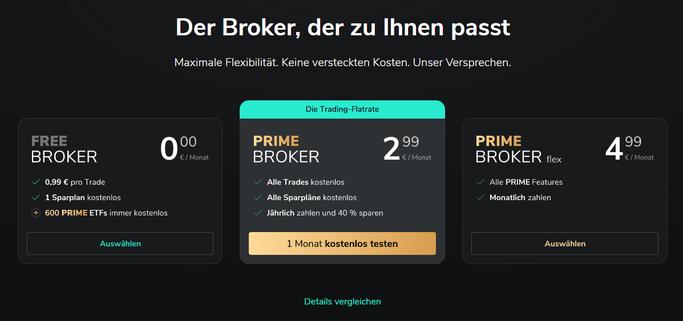Scalable Capital Broker: Lohnt sich der Prime Broker?