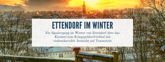 Traunstein Winter