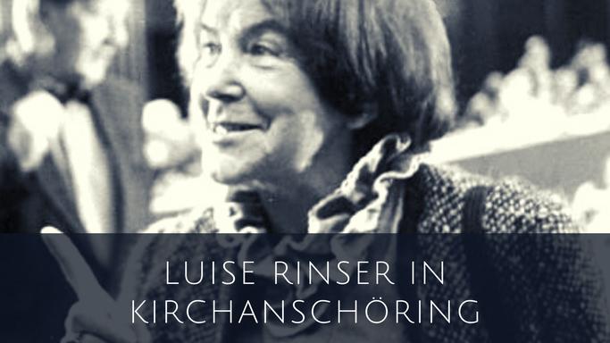 Luise Rinser Kirchanschöring