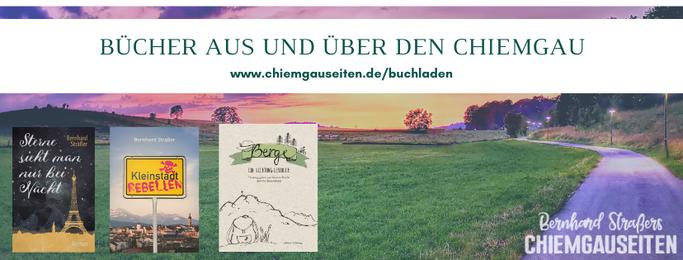 Bücher Chiemgau