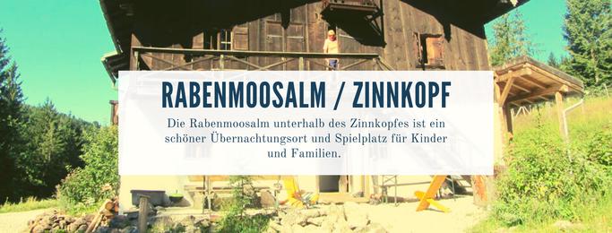 Rabenmoosalm Zinnkopf