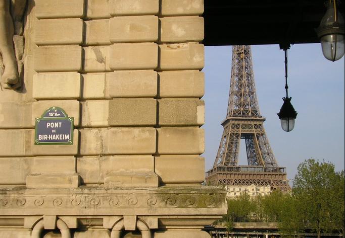 Paris Brücke