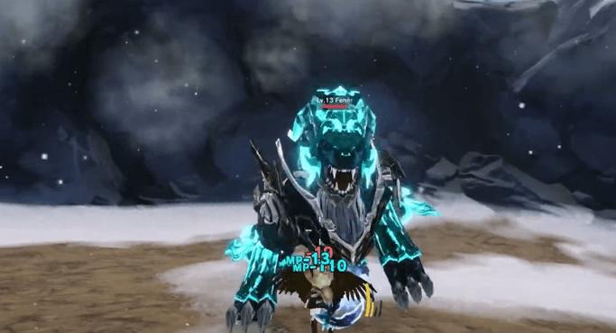 Craftopia Boss Fenrir to farm for Enourmous Beast Bones