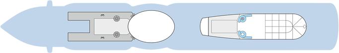AIDAprima Deck 17