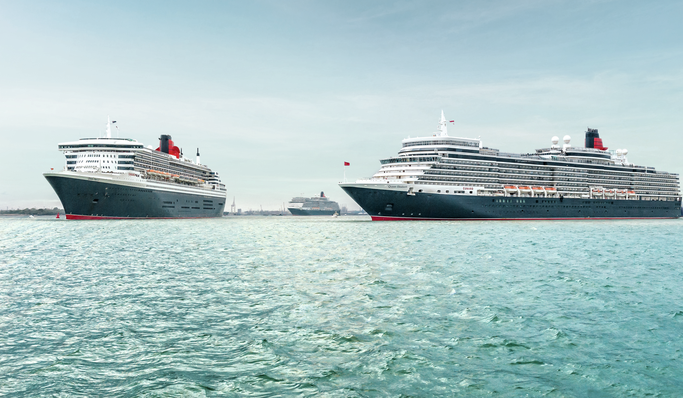 Neuer Cunard Katalog für 2020 ist da! // © Cunard Line