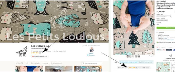 Boutique Les Petits Loulous