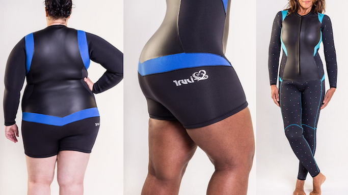 plus size wetsuits