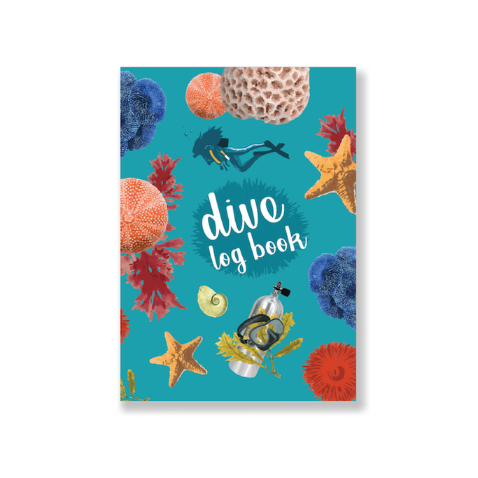 best scuba diving log books