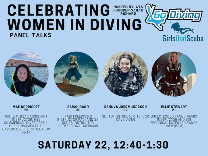 girls that scuba largest dive community