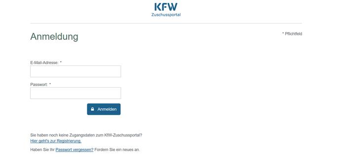 KFW-Förderung, KFW, Schloss, Sicherheit, Widerstandsklasse, Anleitung