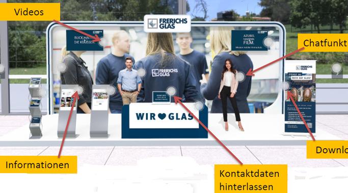 Ausbildungsplatz auf Berufsmesse Verden und Rotenburg finden
