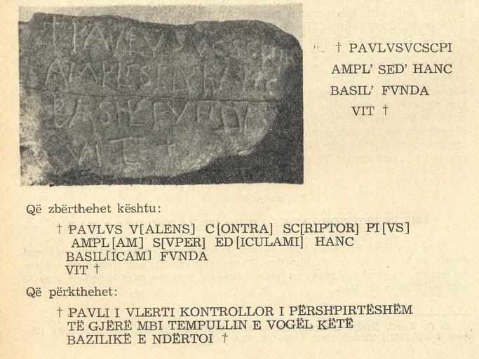 """Revista """"Studime Historike"""" numër 3 të vitit 1970, (fq 170-172)"""