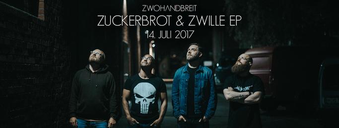 ZwoHandbreit - Zuckerbrot & Zwille Release Teaser