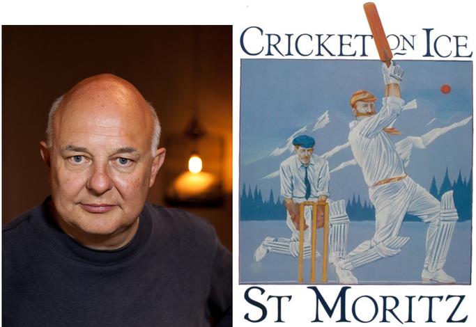 Rolf Sachs, Patron of St Moritz Cricket Club