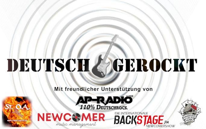 Deutsch gerockt Magazin bei AP-Radio - 110% Deutschrock