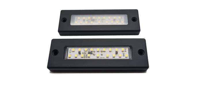 LED Leuchte für Koje, Kartentisch, Fahrerarbeitsplatz auf Schienenfahrzeugen