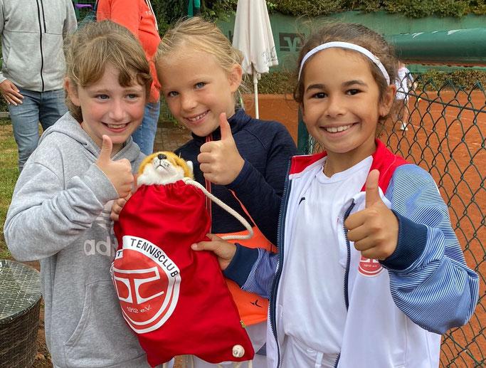 Tennis, Kinder, Dorsten, TDB, KidsClub