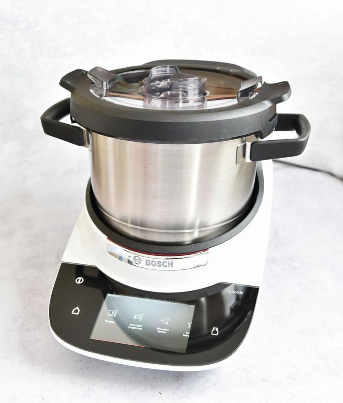 Thermomix Rezepte im Cookit kochen Einstellungen Übersetzung