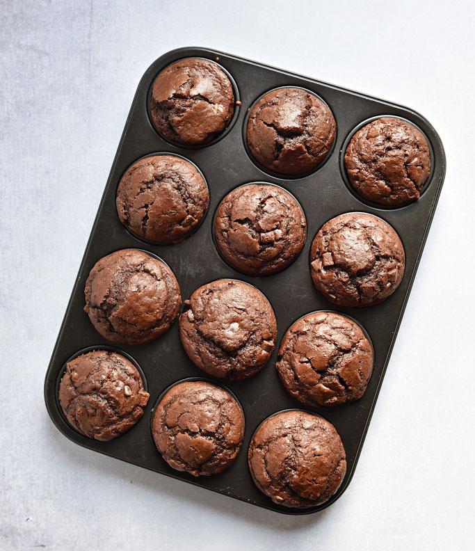 Muffins Grundrezept Thermomix