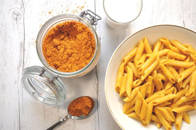 Fix für Macaroni & Cheese, selbst gemachte Fertigmischung à la Mac & Cheese